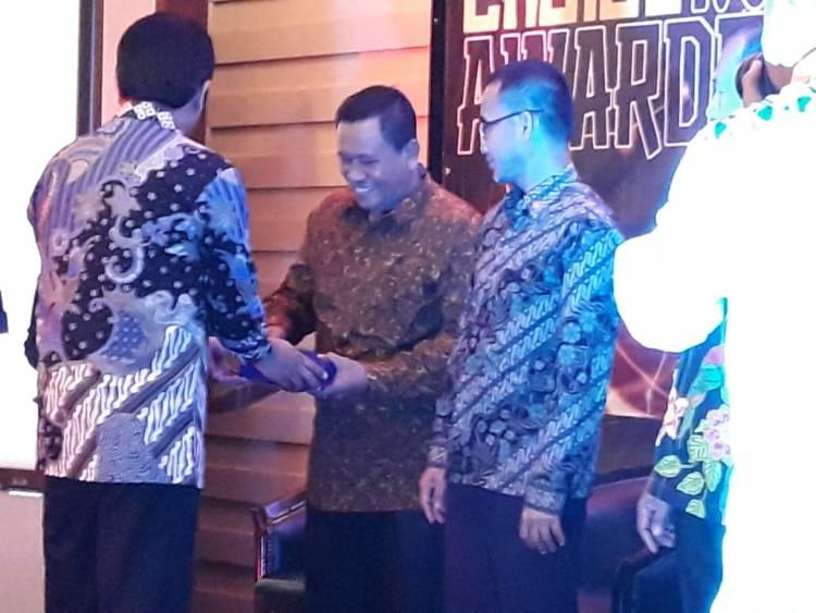 BKD Kabupaten Gorontalo Raih 3 Penghargaan BKN Award Tahun 2019, Safwan Bano : Semua Berkat Kerja Sama Semua Pihak