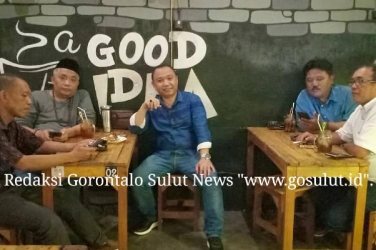 Pilikada Kabupaten Gorontalo 2020 Mari Adu Program, Arifin Jakani : Jika Saya Maju Bupati, Mari Sama Sama Di Poros Tengah
