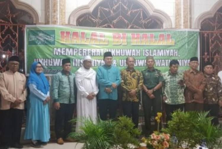 Hadir Di Halal Bil Halal PCNU Manado,  H2M : Saya Siap Dan Akan Maju Di Konperwil XI PWNU Sulut
