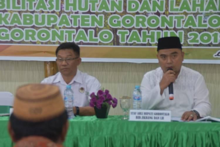 R. Azis Nurhamidin :  Sosialisasi Kegiatan RHL Sangat Besar Manfaatnya Bagi Masyarakat