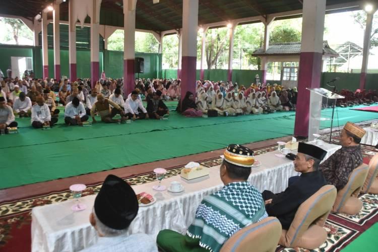 Majelis Taklim Dan Kuliah Ba'da Subuh Seluruh Ormas Islam Resmi Dibuka Sang Profesor