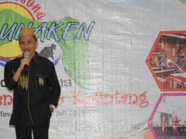 Prof. Nelson Pomalingo : Festival Bunaken Mirip Festival Danau Limboto