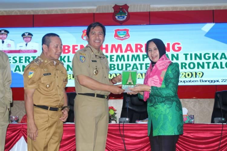 Kabupaten Banggai Lokasi Fokus  Benchmarking Diklat PIM IV Angkatan ke- IX tahun 2019