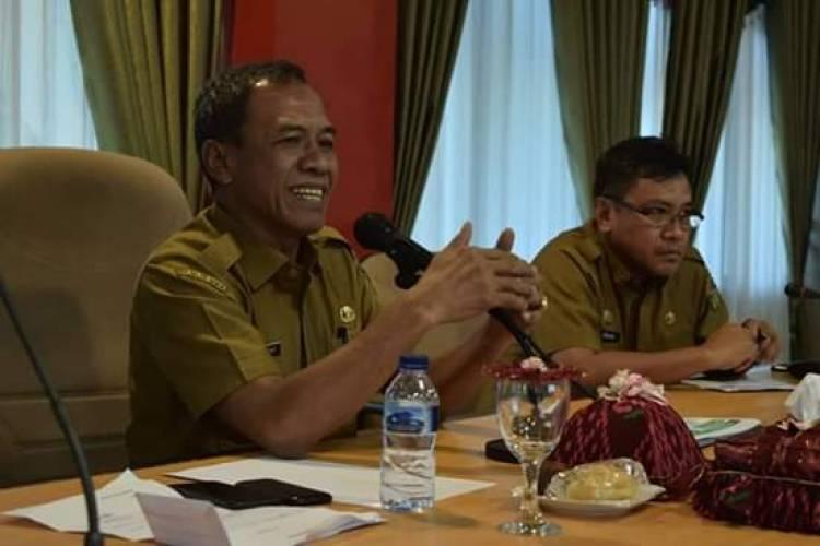 Wali Kota Palu : Rasionalisasi Birokrasi Yang Efisien Dan Efektif Belum Berjalan Baik