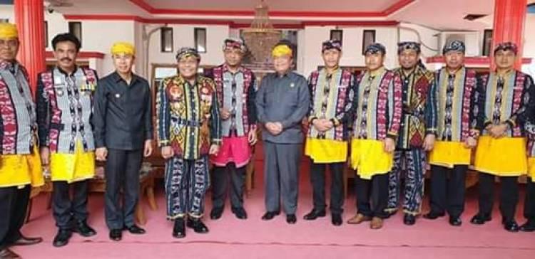 Hut Ke 67 Kabupaten Donggala,   Drs. Kasman Lassa, SH. MH : Meningkatkan Investasi Pasca Bencana Berbabis Kearifan Lokal