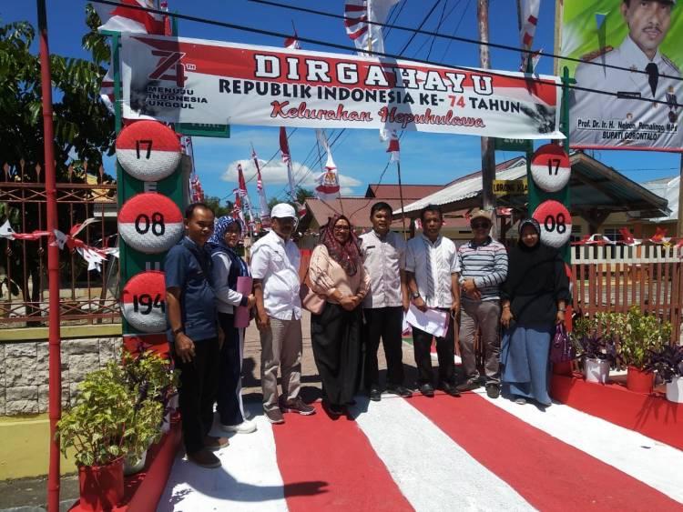 Syaiful Pakaya Meriahkan Hari Kemerdekaan Bersama Warga