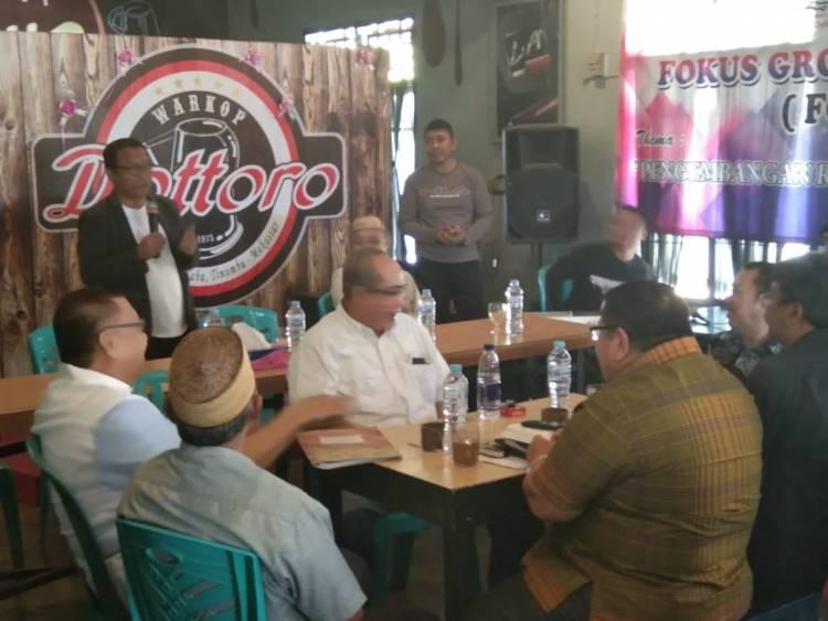 Ketua Deprov Gorontalo Paris Yusup : Sangat Menghargai Apa Di Sampaikan Adhan Dambea