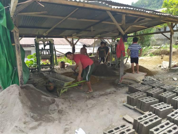 Kube  Maesa Poopo Selatan Sejahterakan Anggota