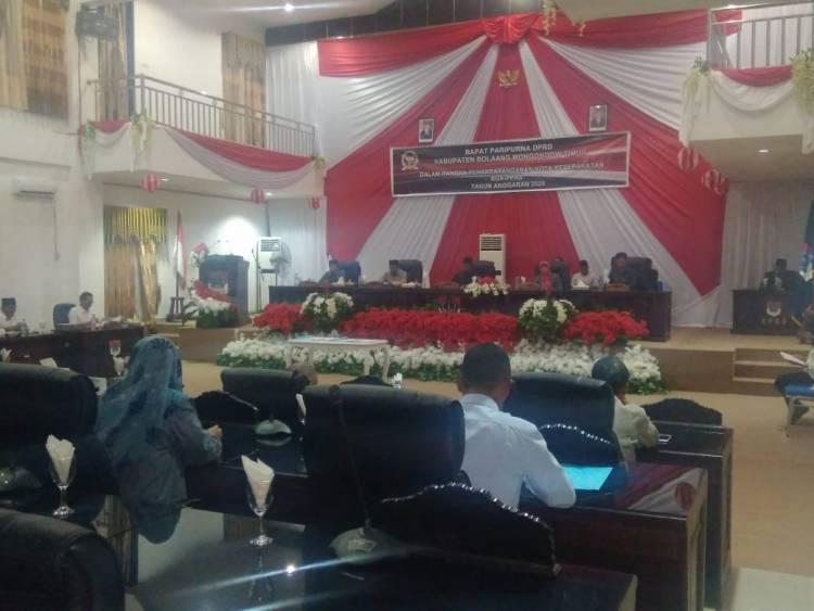 Legislatif dan Eksekutif bersepakat KUA PPAS 2020