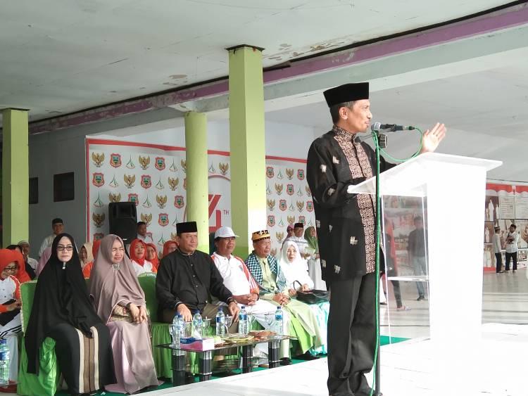 Jadikan 1 Moharam 1441 Hijriah Perubahan Diri, Prof Nelson Pomalingo : Berhenti Saja Jadi Tukang Fitnah