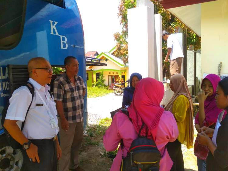 Dinas PP Dan KB Kotamobagu Beri Pelayanan Gratis Di Kelurahan Upai