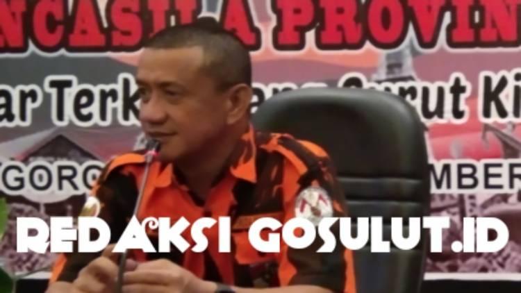Pemuda Pancasila Provinsi Gorontalo Dukung Bang Yapto Soerjosoemarno Di Mubes PP Medan Nanti