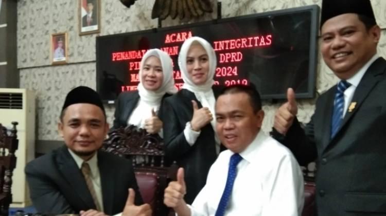 Para Wakil Rakyat Periode 2019 S/D 2020 Jangan Berlindung Di Aspirasi, Dr.Rustam Akili : Jika Kader Nasdem Terlibat Pekerjaan Aspirasi Di Tindak Tegas