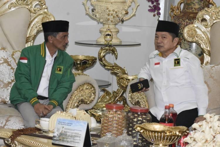 Sang Profesor Nelson Pomalingo : Rakyat Gorontalo Bangga Dua Putra Daerah Jadi Menteri