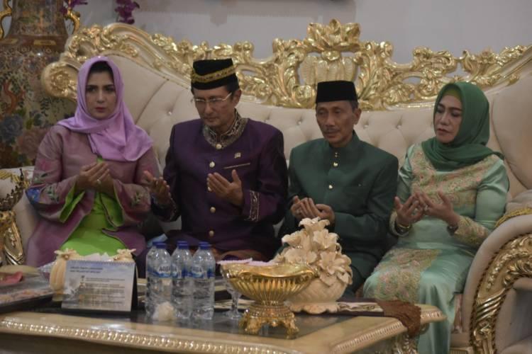 Fadel Muhammad Sampaikan Dukunganya Untuk Nelson Pomalingo 2 Periode Jabat Bupati Kabupaten Gorontalo