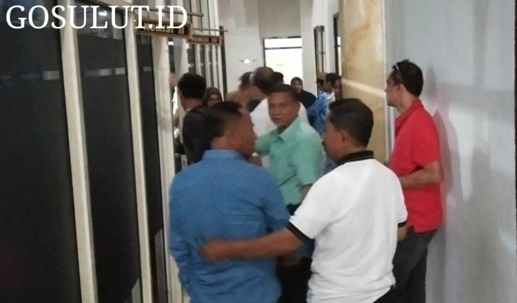 Breaking News : Lanjutan RDP Dugaan Fee Proyek Hari Ini Berlansung Tertutup