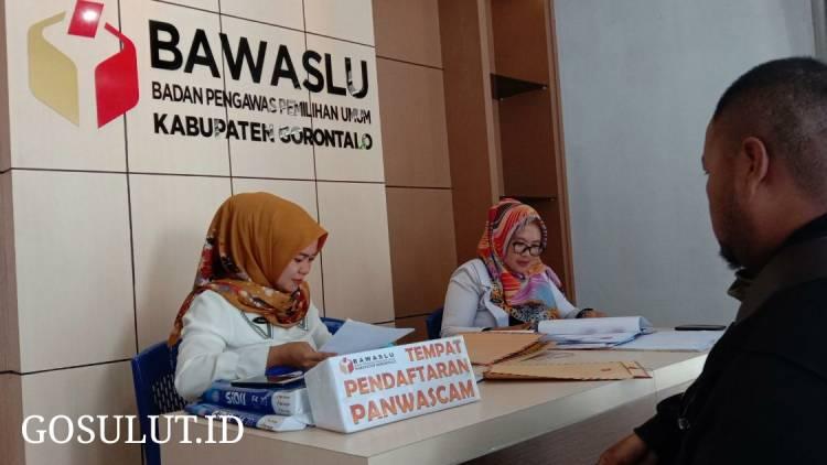 Bawaslu Kabupaten Gorontalo Buka Pendaftaran