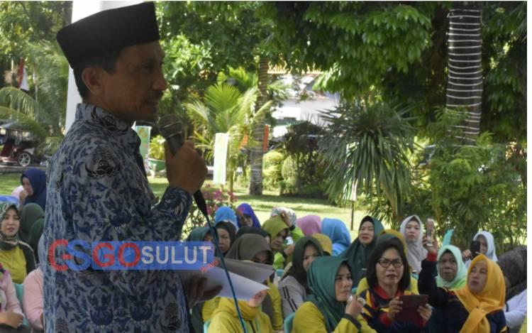 Bupati Gorontalo, Nelson Pomalingo : Hormati Dan Sayangi Ibu