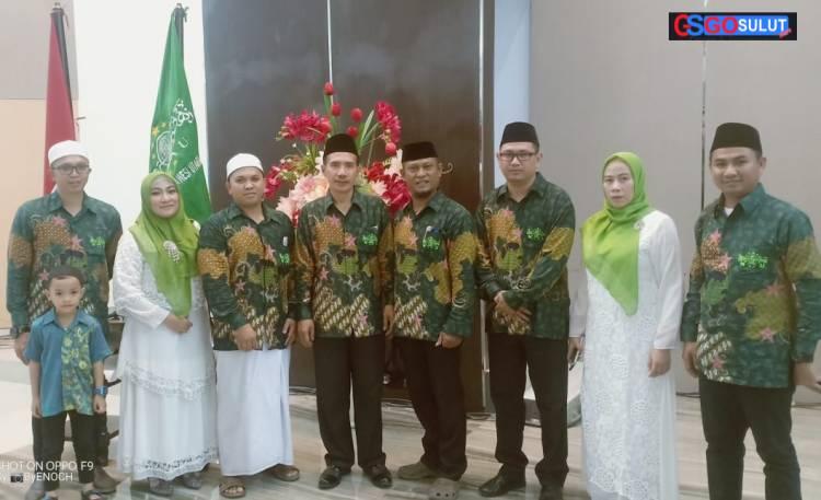 Resmi dilantik,Lembaga Ta'Mir Masjid NU Sulut tancap gas