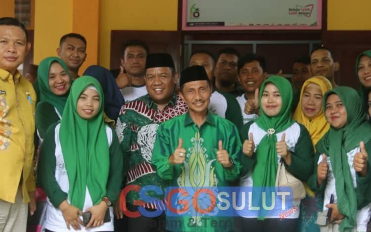 Lewat Milad Ke-36 SMA Muhammadiyah Batudaa, Bupati Nelson Pomalingo : Semua Sekolah Sama