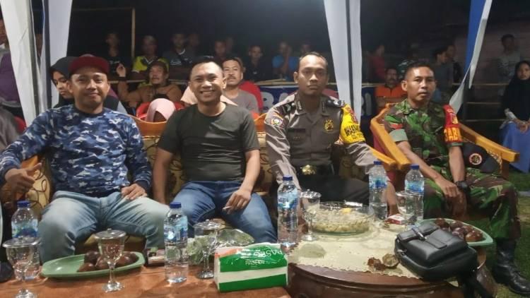 Ketua KNPI Kabupaten Boalemo Wahyu Moridu Tutup Open Turnaman Takraw Cup II se Provinsi Gorontalo