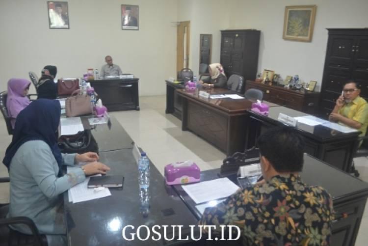 Suharsi Igrisa Pimpin Rapat Internal Komisi 4