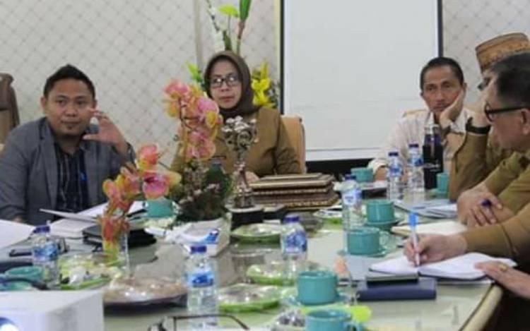 Ketua Bawaslu Kabupaten Gorontalo Ingatkan Bupati Nelson Pomalingo