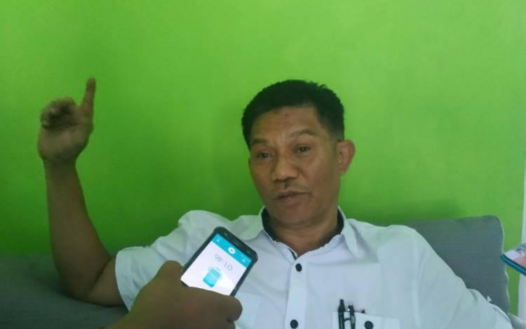 Kepala BP-DAS Provinsi Gorontalo, M. Tahir Himbau Masyarakat Tidak Lagi Menanam Di Kemiringan 30% Ke Atas