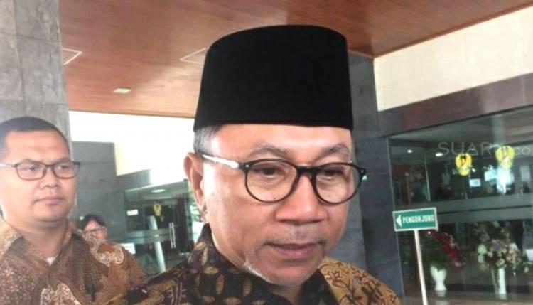 KPK Menunggu Kehadiran Ketua Umum PAN Zulkifli Hasan Jumat Pekan Ini