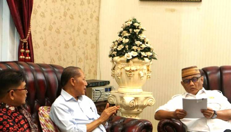 Gubernur Gorontalo : Selamatkan Sisa Lahan Tebu Milik PT. Pabrik Gula Gorontalo