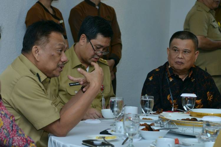 Wagub Idris Rahim : BSG Harus Ditingkatkan Menjadi Cabang Utama