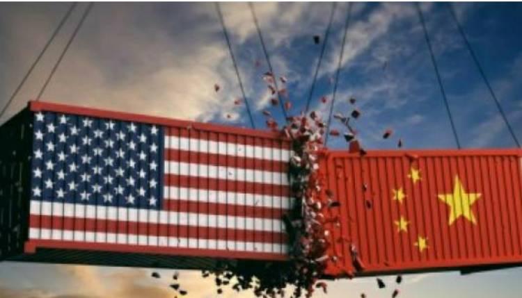 Presiden Trump Sebut Covid-19 sebagai Virus China