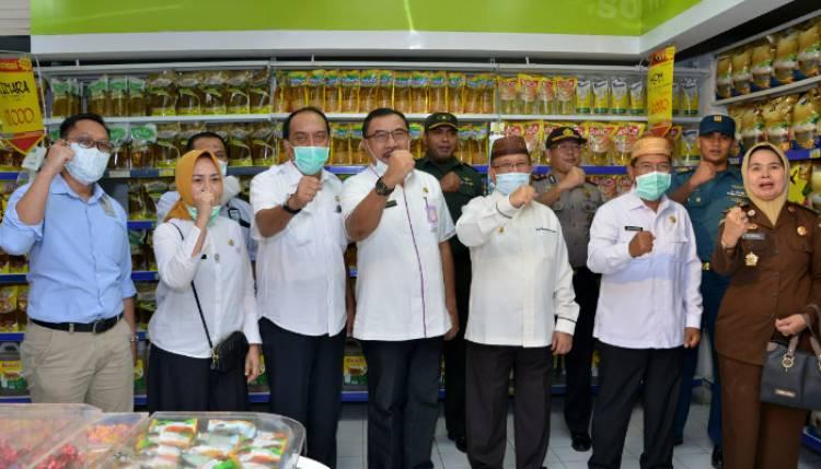 Wagub Gorontalo Minta Masyarakat Tak Khawatir Stok Pangan di Daerah