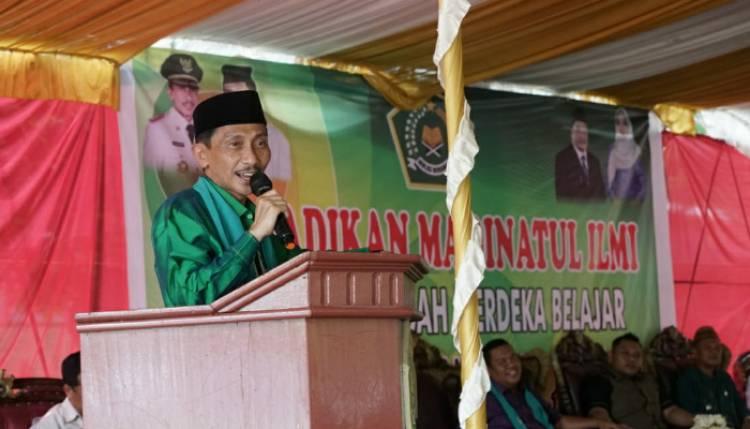 MTs Negeri 2 Kabupaten Gorontalo Menuju Madrasah Merdeka Belajar