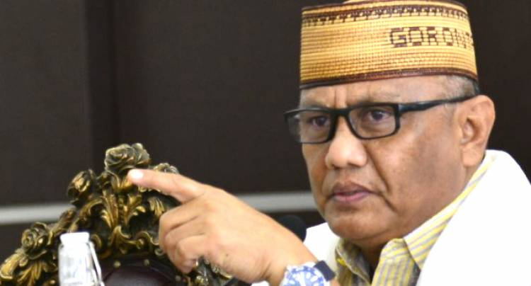 Gubernur Gorontalo Ajak Semua Pihak Bantu Pemerintah Atasi Virus Corona
