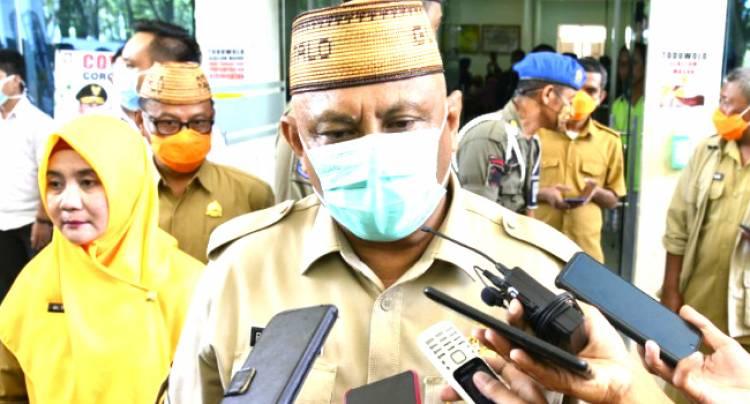 Gubernur Rusli Habibie : Minta Bupati/ Walikota Segera Tutup Tempat Hiburan Malam di Gorontalo