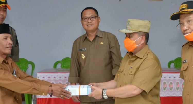 Idris Rahim : Meminta  Wabup Gorut, Menyampaikan Bahaya Virus Corona Dan Pencegahan Sampai di Desa