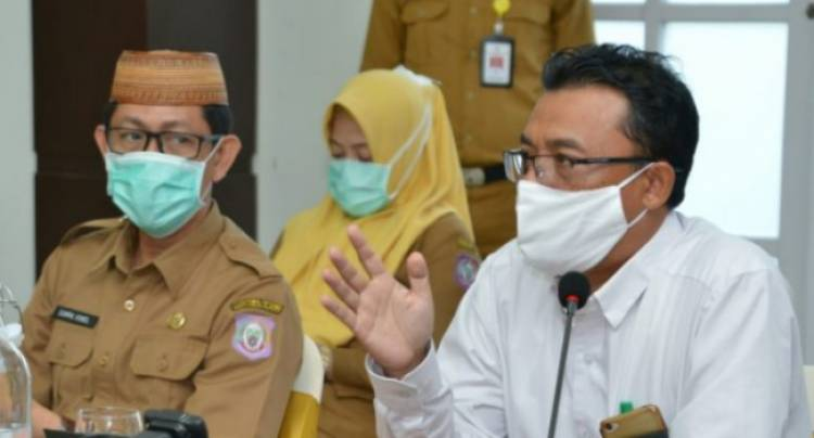 Gubernur Gorontalo Minta Pihak PLN Segera Sampaikan Semua Pada Rakyat