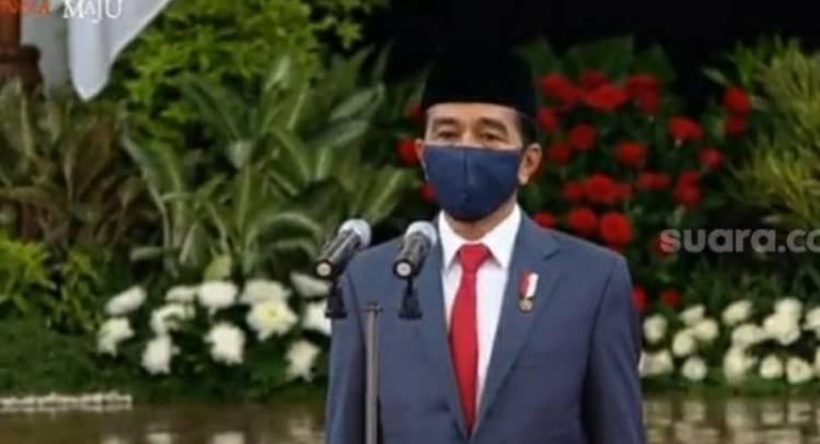 Selain Wagub DKI, Jokowi Juga Melantik Kepala BP2MI, Benny Rhamdani dan Komisioner KPU