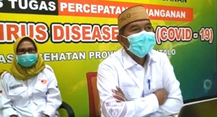Gorontalo Ketambahan Virus Corona, Masih dari Alumni Ijtima se Asia di Gowa
