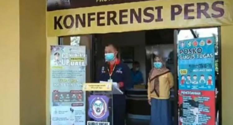 Pasien Covid-19 Gorontalo Kembali Dinyatakan Sembuh