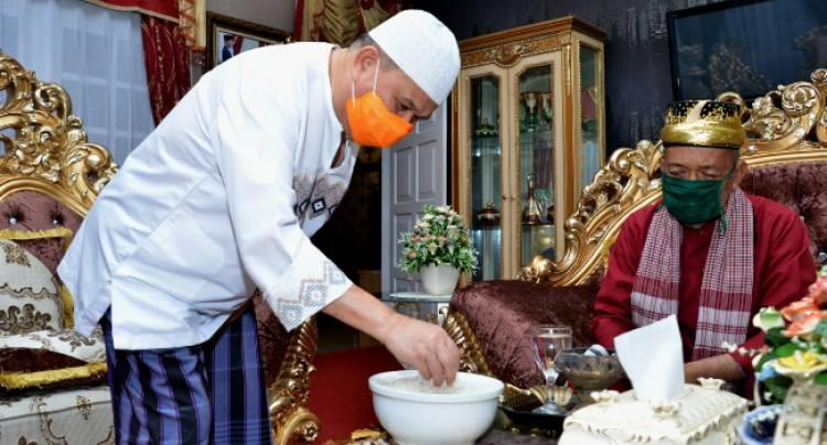 Wakil Gubernur Gorontalo : Ajak Masyarakat Segera Tunaikan Zakat Fitrah