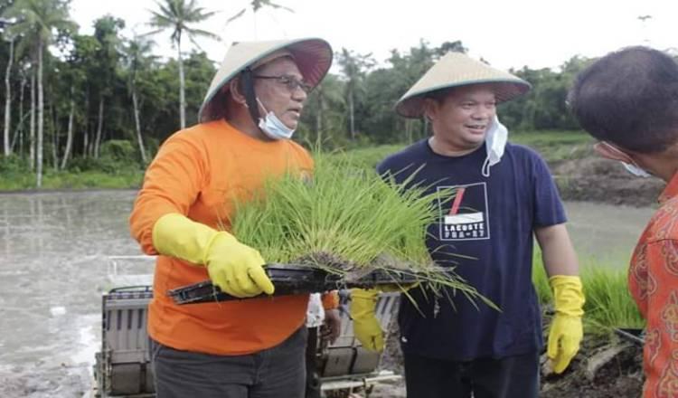 E2L - Mantap Genjot Sektor Pertanian Daerah