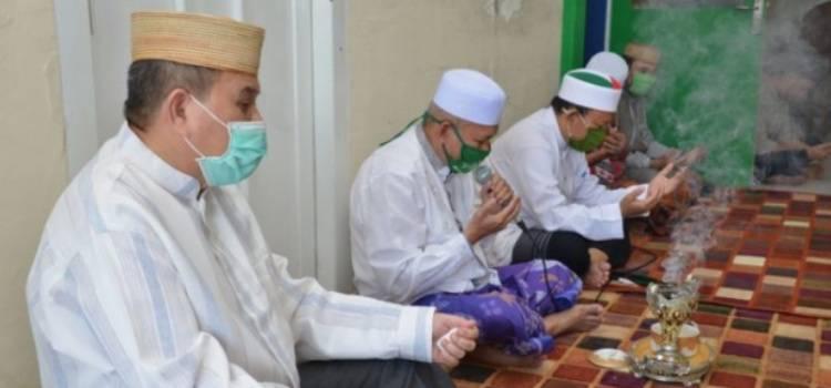 Haul Guru Tua Dihadiri Wagub Gorontalo