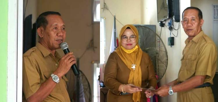 Memasuki Masa Purna Bhakti, Drs. Ayuba S. Hida Sampaikan Kesannya Selama Menjadi ASN