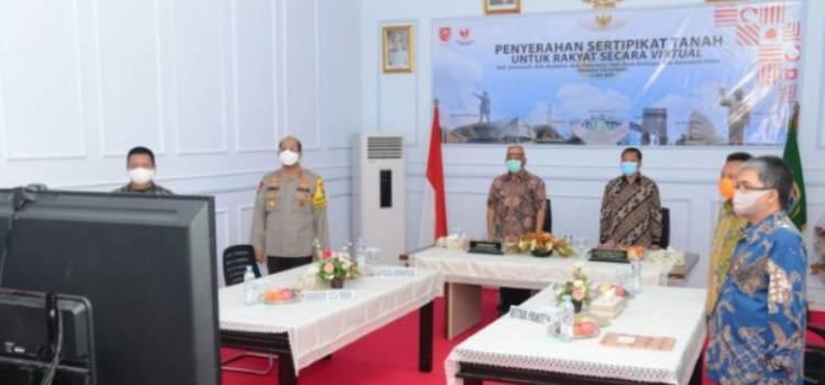 BPN Dalam Kontribusi Terhadap Perekonomian dan Pendapatan Daerah di Provinsi Gorontalo