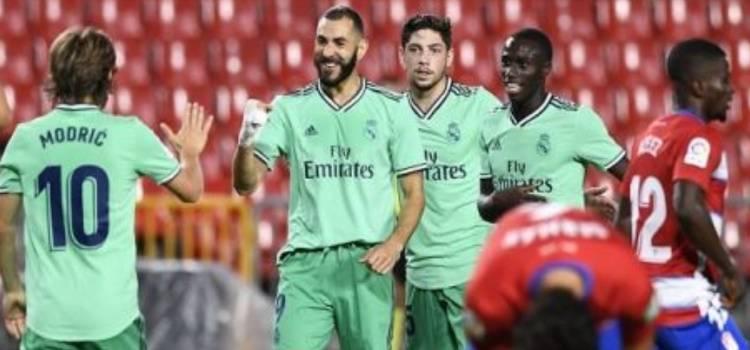 Satu Kemenangan Lagi Real Madrid Butuh Juara La Liga Spanyol