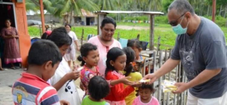 Walaupun Dalam  Waktu Santai, Gubernur Gorontalo Ajak Rakyat Taati Protokol Kesehatan