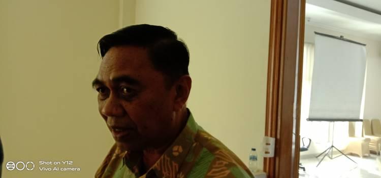 Komisi I Berharap Proses Hibah Tanah Pembangunan Secaba Segera Dipercepat