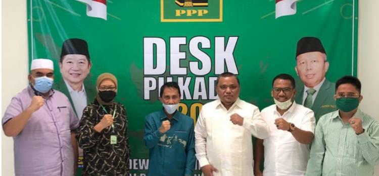 """ PPP - Golkar"" Hendra Hemeto Dampingi Nelson Pomalingo Untuk Pilkada 2020 Kabupaten Gorontalo"